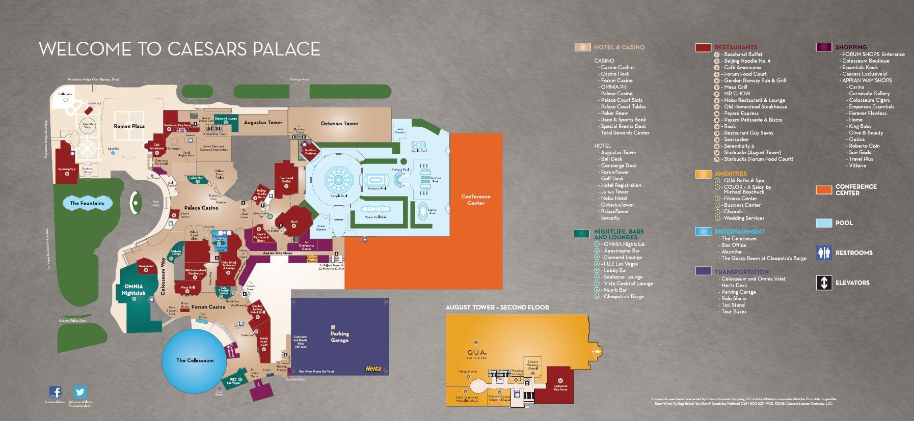 Caesars Palace Meeting Room Floor Plan | Taraba Home Review on
